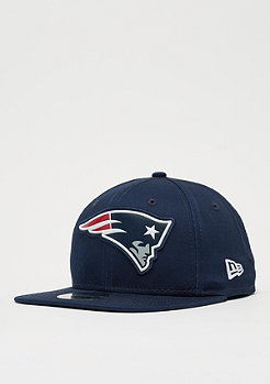 9Fifty Team Logo Weld NFL New England Patriots official