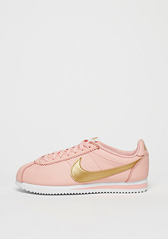Classic Cortez Leather arctic orange/metallic gold/white