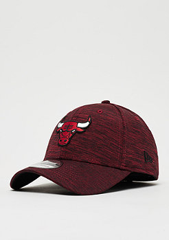New Era 39Thirty Stretch Space Dye NBA Chicago Bulls scarlet