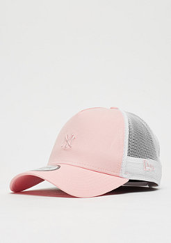New Era Pastel Trucker MLB New York Yankees pink lemonade