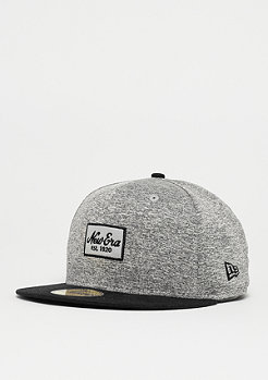 New Era 59Fifty Tech Jersey grey/black