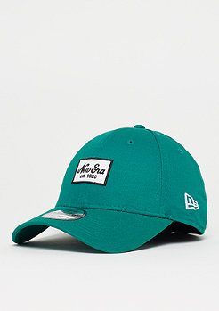 New Era 39Thirty Seasonal Script Patch north west green