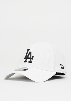 New Era 39Thirty Rubber Prime MLB Los Angeles Dodgers optic white