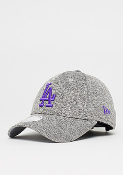 New Era 9Forty Tech Jersey MLB Los Angeles Dodgers grey/lavender