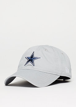 Baseball-Cap 9Forty Unstructured NFL Dallas Cowboys grey
