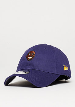 Baseball-Cap 9Forty Primary Head Bryant blue