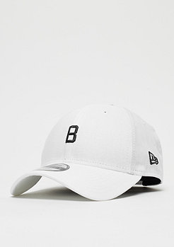 New Era 9Forty Linen Small Logo MLB Brooklyn Dodgers optic white