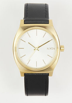 Time Teller gold/white sunray/black