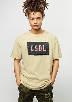 CSBL Tee Justice sand