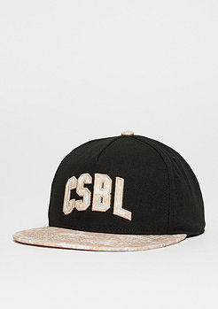 Snapback-Cap BL For All black/sand digi camo