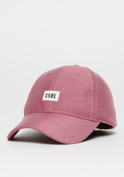 Cayler & Sons Baseball-Cap BL Way Slick dark pale pink