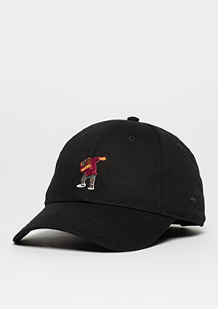 Baseball-Cap C&S WL Cap Dabbin Crew black/multicolor
