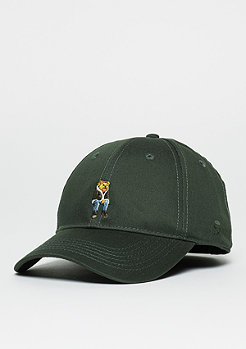 Baseball-Cap WL CHMOGN DRMS forest green/multicolor
