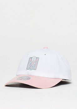 Mitchell & Ness Tennis Logo white/pink