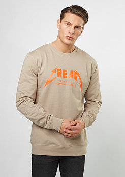 Sweatshirt Cream sand