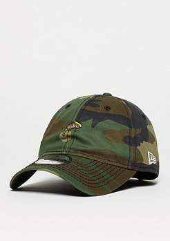 Baseball-Cap 9Twenty Pizza camo
