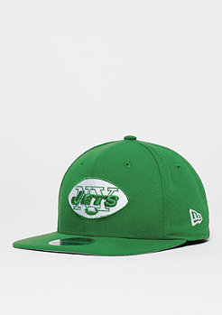 Snapback-Cap 9Fifty NFL New York Jets Joe Namath green