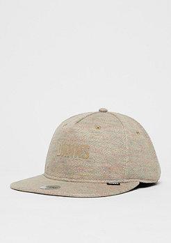 Snapback-Cap Multi Melange sand