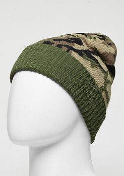 New Era Camo Ribbed Cuff woodlandcamo