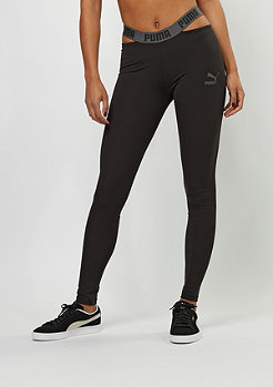 Puma Leggings Cut Out black