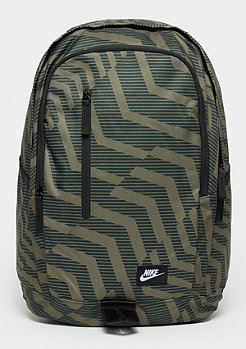 NIKE All Access Soleday Print outdoor green/black/white