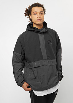 Jacket Hooded Air black/anthracite/black