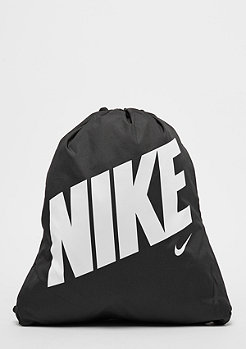 NIKE Graphic Gym Sack (Youth) black/black/white