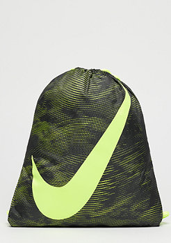 NIKE Graphic Gym Sack outdoor (youth) green/volt/volt