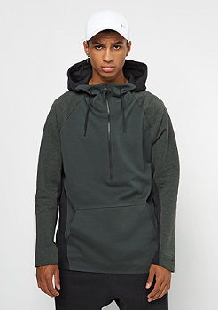 NIKE Tech Fleece outdoor green/outdoor green heather/black