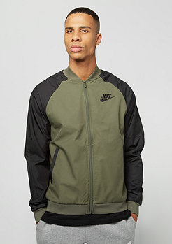 Sportswear Jacket medium olive/medium olive/black