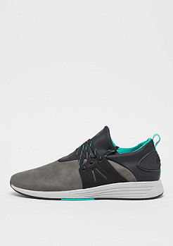 Project Delray  WAVEY dark grey/mint