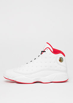 Air Jordan 13 Retro white/metallic silver/university red