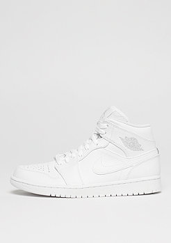Air Jordan 1 Mid white/pure platinum/white
