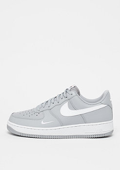 Air Force 1 wolf grey/white/white
