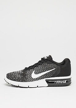Air Max Sequent black/white/dark grey/wolf grey