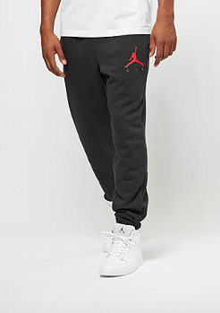 JORDAN Jumpman Air GFX Fleece black/dark grey/university red