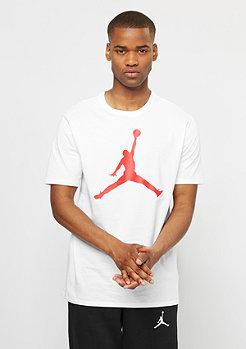 Brand 6 white/university red
