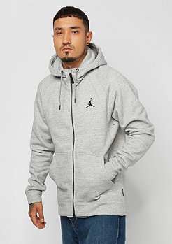 JORDAN Wings Fleece dark grey heather/black