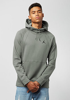 JORDAN Fleece Hoodie Jordan Wings river rock/black
