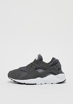 NIKE Huarache Run dark grey/dark grey/white