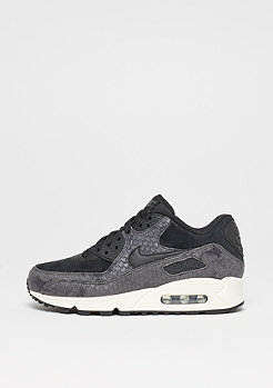 NIKE Wmns Air Max 90 Premium black/black/sail/dark grey