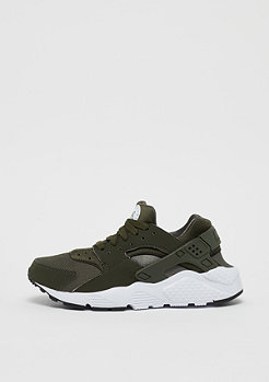 Huarache Run GS cargo khaki/cargo khaki/white/black