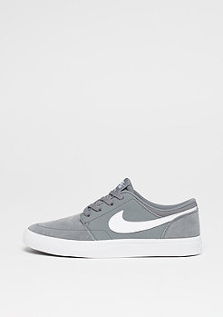 NIKE SB Portmore II GS cool grey/white