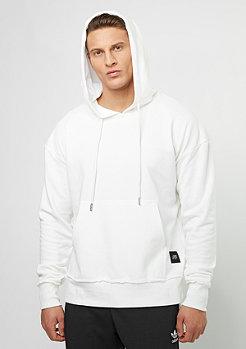Sixth June Drop Shoulder Hoodie off white