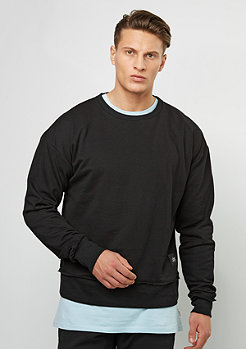 Sweatshirt Drop Shoulder black
