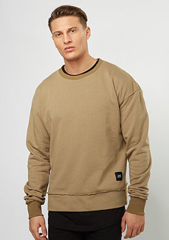 Sweatshirt Drop Shoulder sand