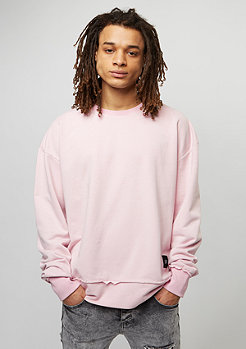 Sweatshirt Drop Shoulder stone pink