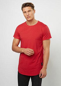 T-Shirt Round red