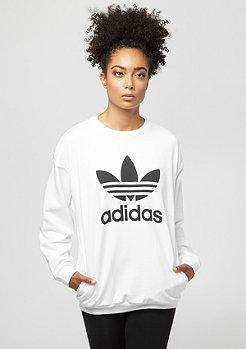adidas Trefoil white