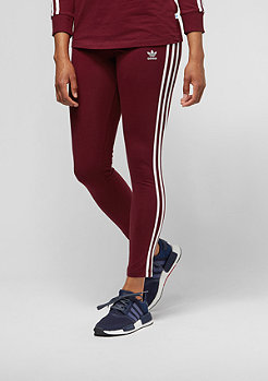 3 Stripes collegiate burgundy